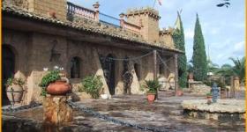 Baffo's Castle Selinunte